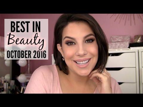 Best in Beauty: October 2016