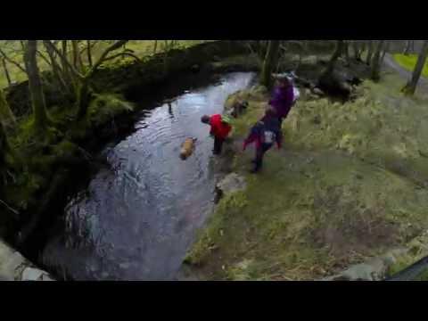 Coniston, Ambleside & Windemere, Lake District - Time lapse