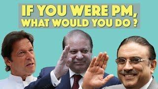 Bolo Pakistan   What would you do if you were PM?   MangoBaaz
