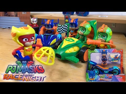 PJ Masks Magic Door to Race Into The Night Toys (Disney Junior)