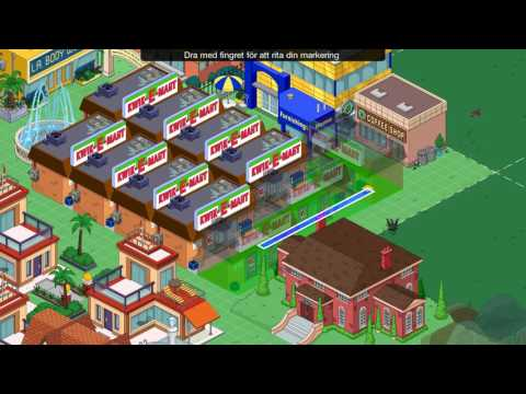 Level up 10x faster !XP GLITCH! - Springfield Tapped out - NO HACKS