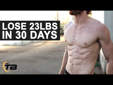 How to Lose 23lbs In 30 Days - #1 Secret Revealed