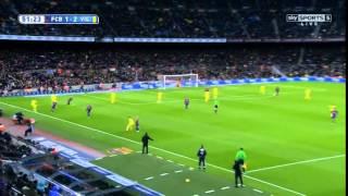 FC Barcelona vs Villarreal 3:2 02/01/2015 /All Goals And Highlights