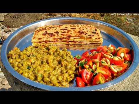 Healthiest & Tastiest Meal One Could Ever Get To Eat | Indian Vegetarian Cooking