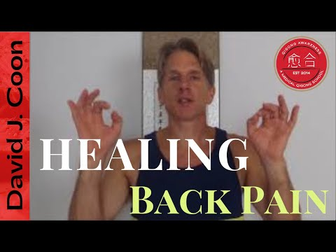 Healing Back Pain with One Simple Qigong practice!