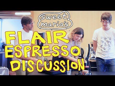 The Flair Espresso Maker:  In-Depth Discussion