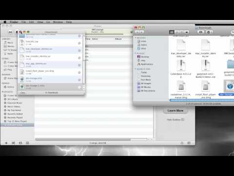 Import radio stream from iTunes to Multi zone audio player for Mac OS X