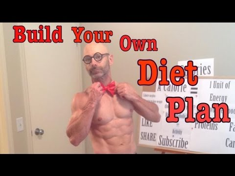 Design your own diet plan. Episode 1 calories. Fit and 50