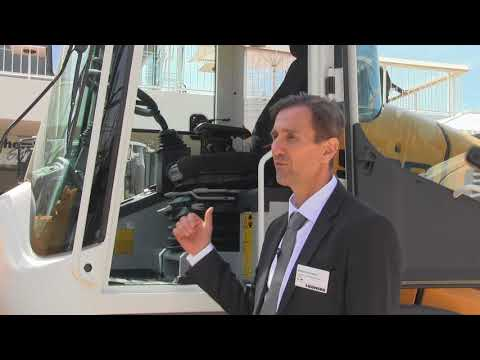 Intermat 2018: New Stereoloaders from Liebherr