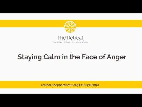 Relationship Management Series: Staying Calm