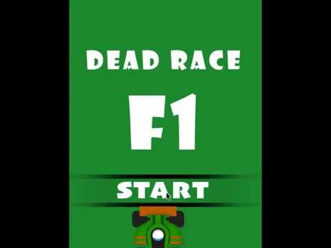 Game Salad Free Template Dead Race F1
