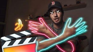 Scribble Animations in Final Cut Pro X made EASY! - FCPX Brush