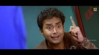 Sharan Robbery In ATM Bank With Priya Hassan - Comedy Scene - Jhankar Music
