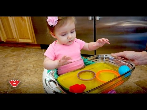 Developmental Play for 8-Month-Old! | Kristen from Millennial Moms