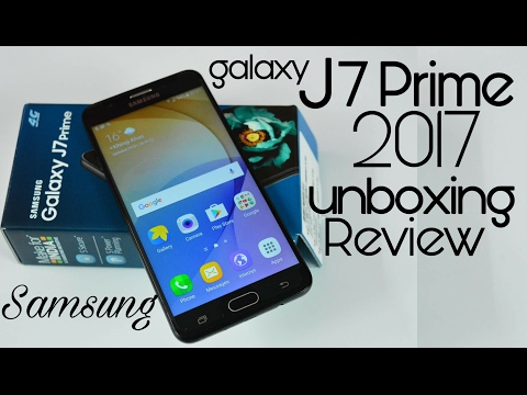 Samsung Galaxy J7 Prime  2017  Review  in hindi  | Tech Indian