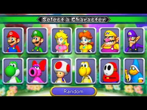 Xxx Mp4 Mario Party 9 All Characters 3gp Sex
