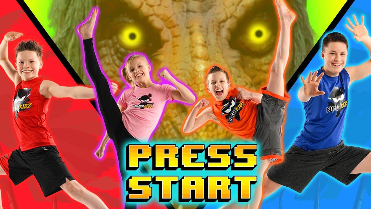 Epic Dino Smashers Adventure! Movie Remastered