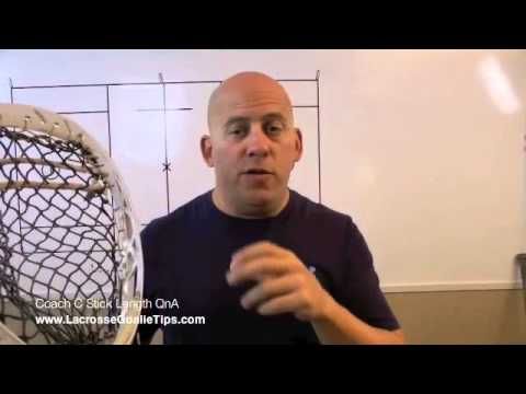 What is the Maximum Stick Length for a Women's Lacrosse Goalie Stick