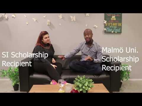 SWEDEN SCHOLARSHIP CHAT: SI & Uni Scholarship Tips