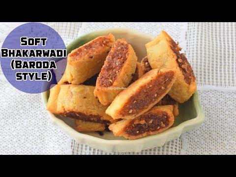 Soft Bhakarwadi (Baroda Style) Recipe - सॉफ्ट भाकरवड़ी (बड़ोदा स्टाइल) - Priya R - MOIR