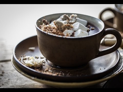 Double Thick Hot Chocolate | Good Looking and Cooking With Claire | Sanjeev Kapoor Khazana