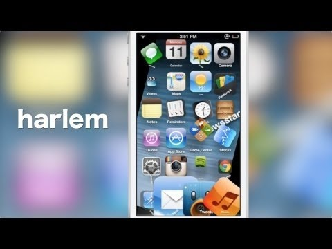 How To Get Harlem Shake On your iPhone 5/4S/4/3GS/3G/iPod Touch and iPad Mini iOS 6/5/4