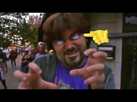DIY Zombie Eyes - HALLOWEEN Filmmaking - QUICK FX