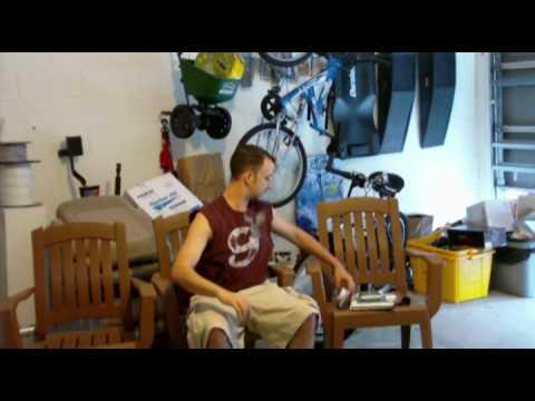 Homemade Solar Attic fan DIY  Save Electric!