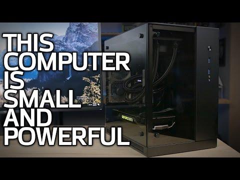 TESTED! $2000 Mini ITX Gaming PC