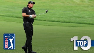 Phil Mickelson S Top 10 Great Escapes On The Pga Tour