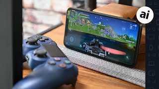Fortnite: Testing on iPhone 11 Pro with DualShock 4 Controller at 60FPS!