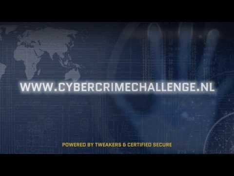 Teaser video Cybercrime Challenge 0x7DD - Operation High Tech Crime