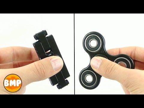 ✔ How To Build LEGO FIDGET SPINNER   Easy