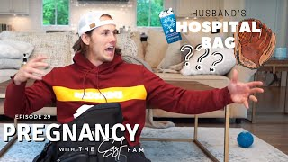 a husband preparing for the birth of his child | the east family