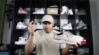 unboxing: adidas alphabounce   auf die füße daikhlo