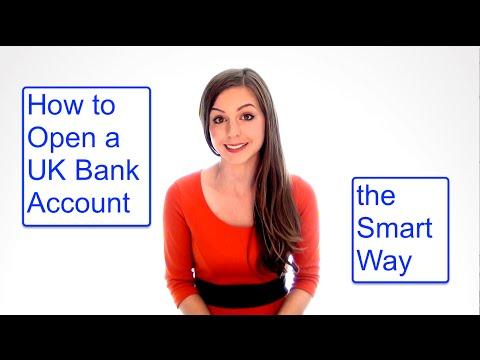Open a UK Bank Account (+ Easier Way)