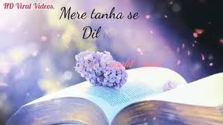 Tere Pyar Mein WhatsApp Status Video Hindi Lyrics Status New 2018