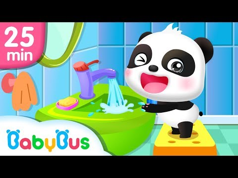 My Healthy Little Baby   Animation & Kids Songs collections For Babies   BabyBus