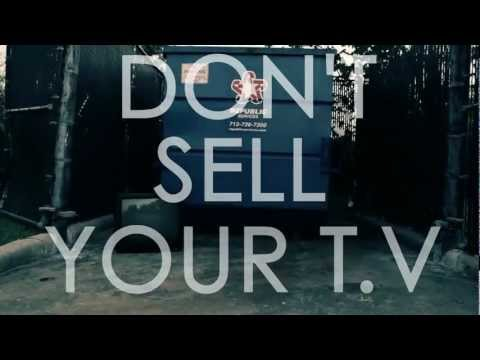 Don''t Sell your T.V Short dubstep music video