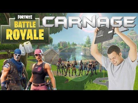Fortnite Battle Royale: Taking it to the Next Level - Sort Of | Fortnite PVP | Doing it like Ninja