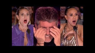 The Best Top 6 AMAZING Auditions - America