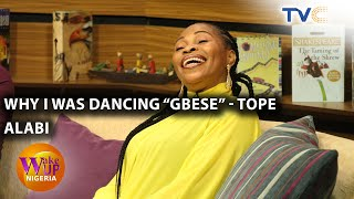Tope Alabi Explains Why She Was Caught Dancing 'Gbese' & 'Gbe Body' In Viral Video