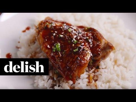 Honey Garlic Chicken   Delish