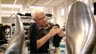 Louis Vuitton shoe making in Fiesso d