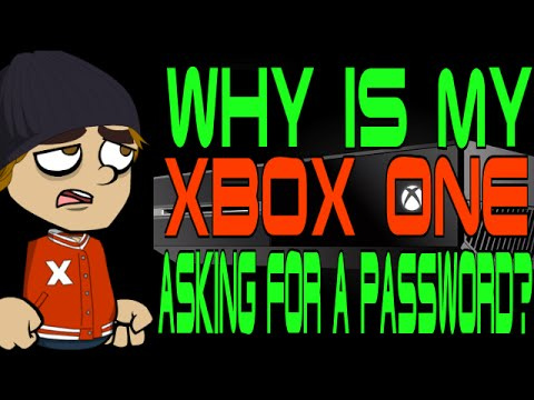 Why is My Xbox One Asking for a Password?