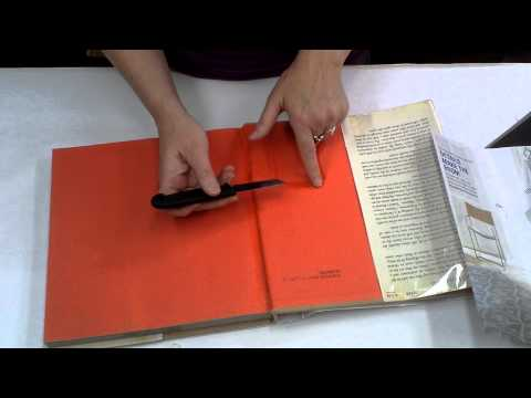 Removing Adhesive Residue: Save Your Books