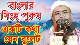 বাংলার সিংহ পরুষ Allama Khurshid Alam Kasemi || New Bangla Waz 2019