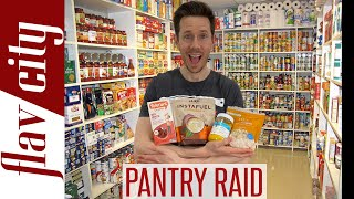 How To Stock Your Pantry Like A Pro During The Quarantine