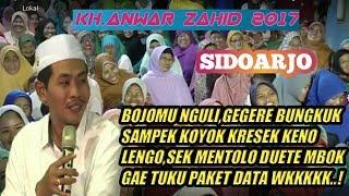 Download Suami NguLi, Duit Dipakek Istri Beli Paket Data Buat Selfie MentoLo Wkk KH Anwar Zahid November 2017