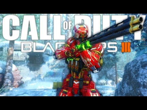 Black Ops 3: NEW Redwood SNOW Update, Infected, & MORE!